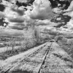photo infrarouge par Claude Gagné