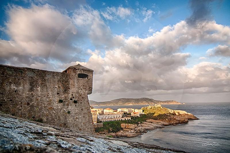 Fortification Calvi